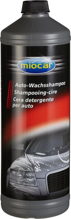 Auto-Wachsshampoo
