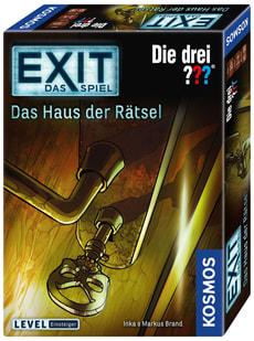 Kosmos Exit Das Haus Der Rätsel_De