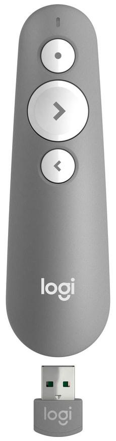 R500 Laser Presentern senza fili grigio