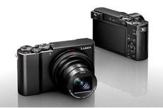 Lumix TZ101 schwarz