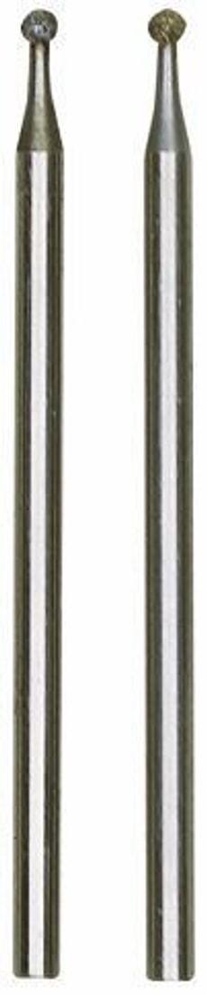 Diamant Schleifstifte 2 Stk.