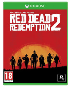 Xbox One - Red Dead Redemption 2 (F)