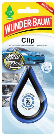 Clip New Car