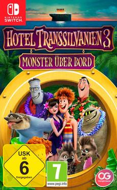 Switch - Hotel Transsilvanien 3 - Monster über Bord (D)