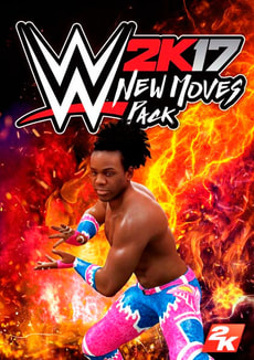 PC - WWE 2K17 New Moves Pack
