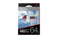 micro-SDHC Pro Plus 64GB