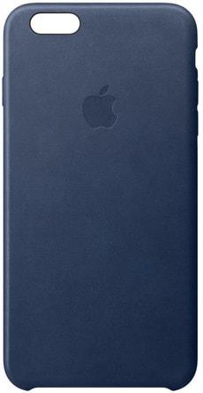 iPhone 6/6s Plus Case cuoio blu