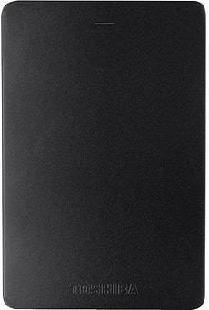 HDD Canvio Alu3S 2TB noir
