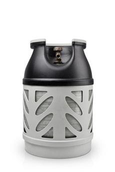 Bouteille en composite de gaz propane consignée, 7.5 kg, vide