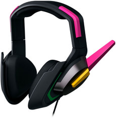 D.Va MEKA Gaming Casque Micro
