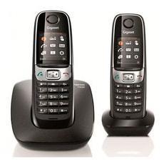 C620 Duo Funktelefon schwarz