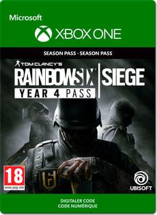 Xbox One - Rainbow Six: Siege - Year 4 Pass