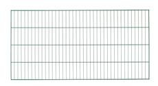 Panneau simple fil vert