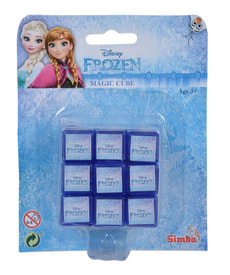 Frozen dadi trucco
