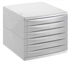 Boîte de bureau QUADRA