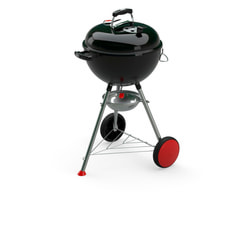 Holzkohlegrill KETTLE Plus GBS