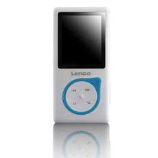 Lenco Xemio-657 MP3-Player, Blau