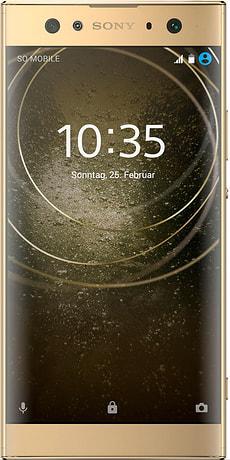 Xperia XA2 Ultra Gold