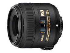 Micro Nikkor AF-S DX 40mm/2.8G Objectiv