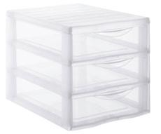 Boîte-tiroir Orgamix A4