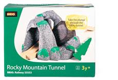 09/12 BRIO ROCKY MOUNTAIN TUNNEL