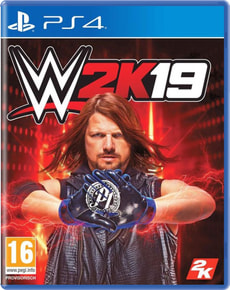 PS4 - WWE 2K19