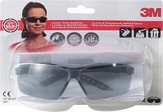 occhialiprotezioe ambienti esterni, grigio