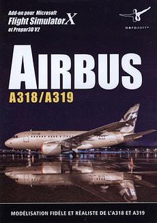 PC - Airbus A318/A319 pour FSX et Prepar3D V2