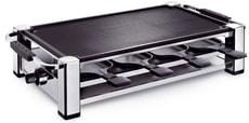 Appareil à raclette / gril pour 8
