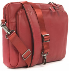 "One Premium Sleeve sac 13,3"" - Rouge"