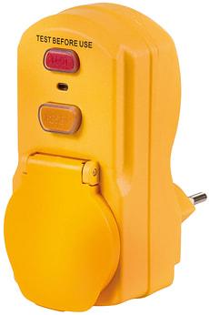 Personenschutz-Adapter 30mA