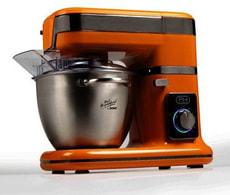 Domo Küchenmaschine DO9075KR Orange