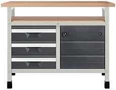 Werkbank No. 3 1130 x 650 x 860 mm 8062