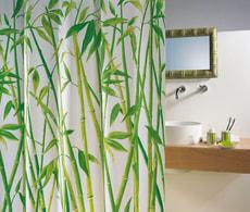 Tenda da doccia Bambus