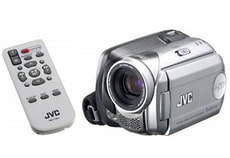 L-JVC HDD CAMCORDER GZ-M21