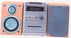 SONY CMT-NE5