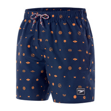 "Printed Leisure 16"" Watershort"