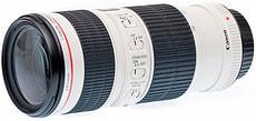 EF 70-200mm f/4L IS USM Objektiv