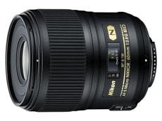 Micro Nikkor AF-S 60mm/2.8G Objectif