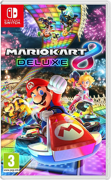 Switch - Mario Kart 8 Deluxe (D)