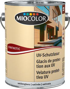Velatura protettiva UV Incolore 2.5 l