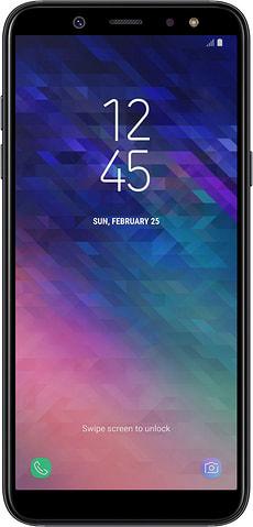 Galaxy A6 (2018) DUOS 32GB schwarz