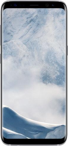 Galaxy S8 silber