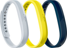 Flex 2 3er-Pack Armbänder Large