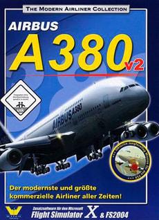 PC - Wilco Airbus A380 v2 für FS2004/FSX