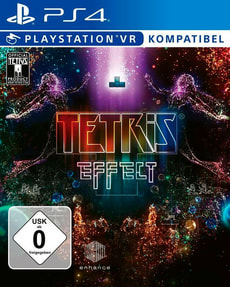 PS4 - Tetris Effect VR