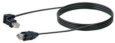 Cable de réseau STP Cat6 2m noir