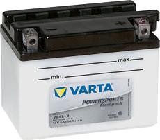 Motorradbatterie YB4L-B 12V 4Ah 20A