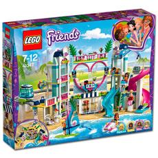 W18 LEGO FRIENDS 41347 HEARTLAKE CITY RE