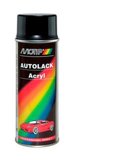 Acryl-Autolack 46828 schwarz
